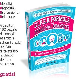I.P.E.R. Formula del Personal Branding Quaderno degli Esercizi