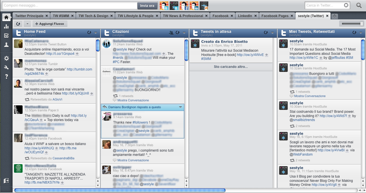 Hootsuite Sestyle