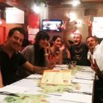 TwitpizzaTV festa in tavola