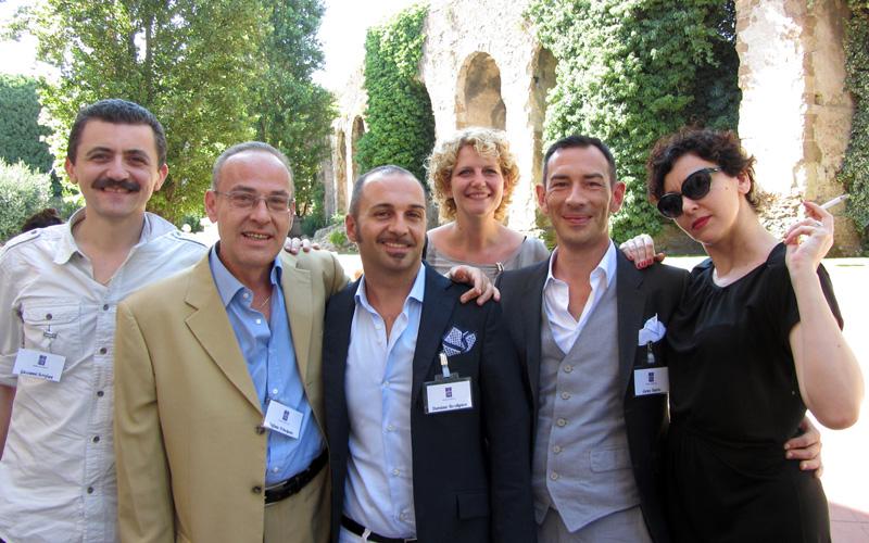 PBDay Giovanni Scrofani, Stefano Principato, Damiano Bordignon, Alessandra Colucci, Enrico Bisetto, Ilaria Legato