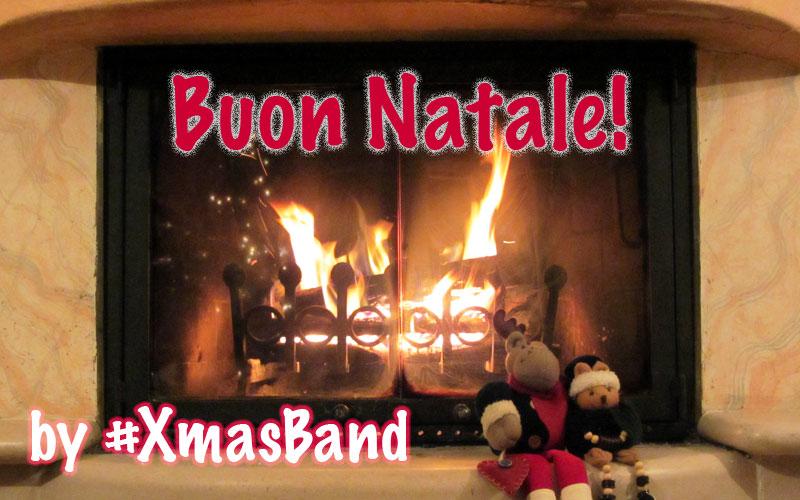 Buon Natale 2012 dalla #XmasBand