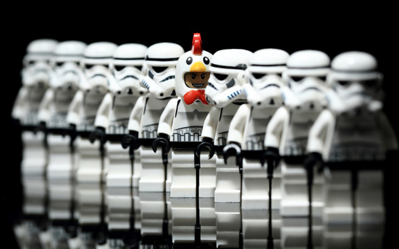 personal branding stormtroopers