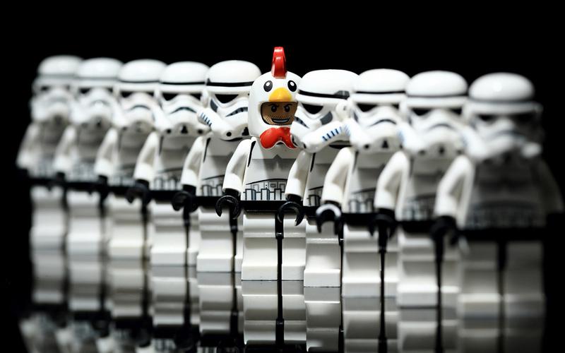 personal branding stormtroopers