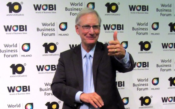 Tom Peters al World Business Forum Mialno