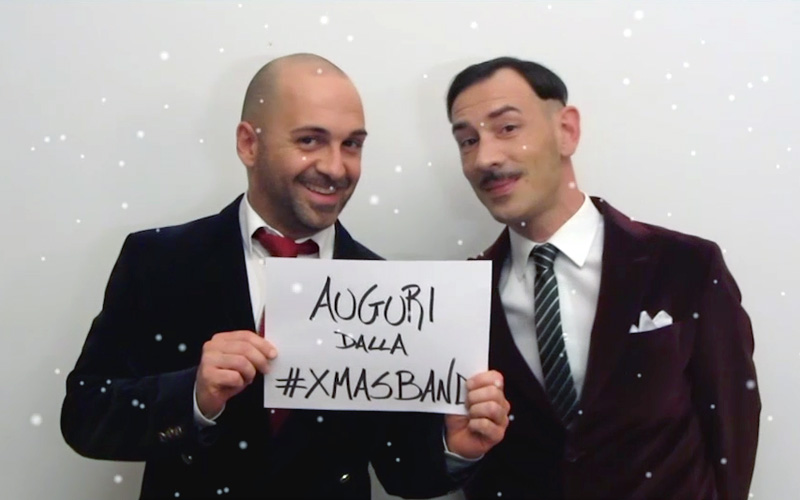 Auguri Natale 2013 dalla Xmasband