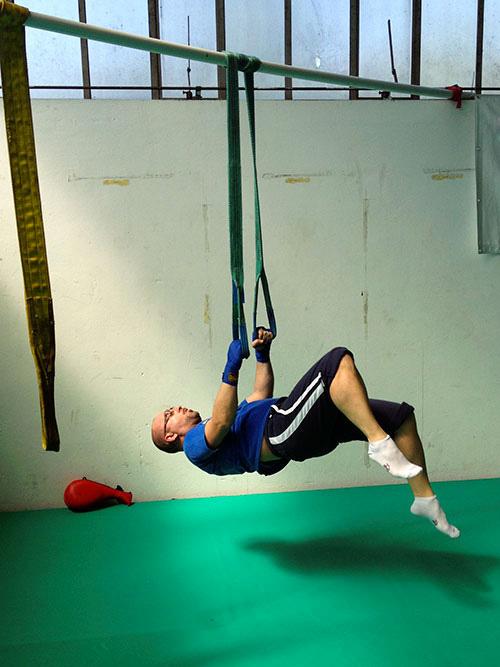 Damiano Bordignon boxeur