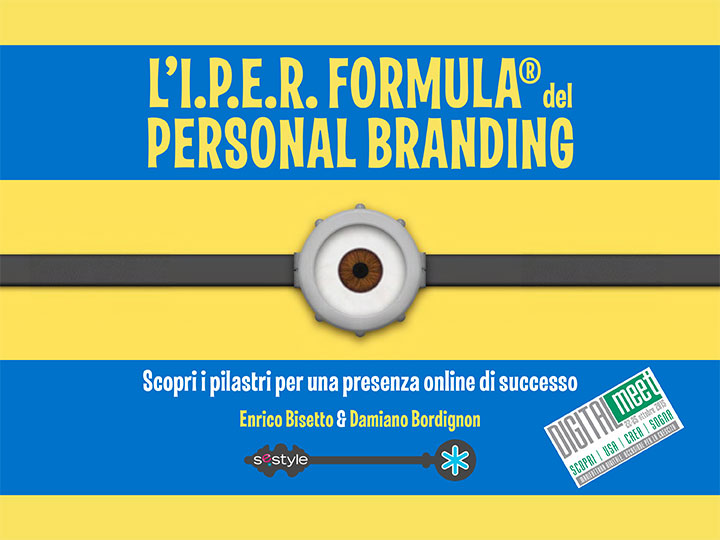 slide Minions e Personal Branding workshop DIGITALmeet 2015